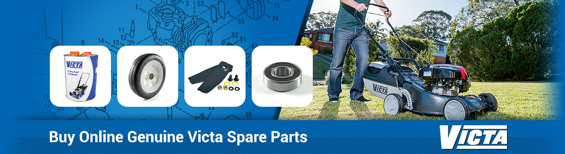 Victa Spare parts uk